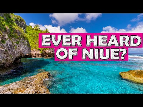 7 Facts about the tiny country of Niue