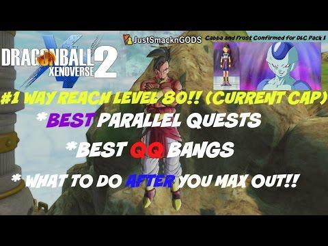 Dragon Ball Xenoverse 2   #1 Way To Reach Level 80!!!! - YT
