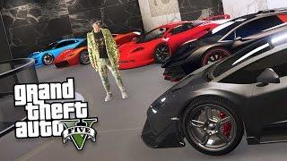 GTA 5 IMPORT/EXPORT DLC - EXPORTING RARE CAR COLLECTIONS & MAKING MONEY!! (GTA 5 Import/Export) thumbnail