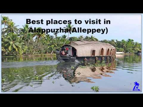 Best places to visit in Alappuzha