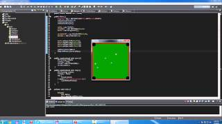 Pool Game In Java + Perfect Ai