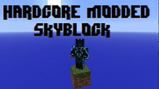 MC/Technic/Hardcore Modded Skyblock - Tutorial/Let's Play - Episode 1 - Introduction to HMS!!