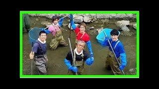 寺島進が「池の水」で番組初となる中国の巨大魚ハクレンを捕獲! 9月2日...