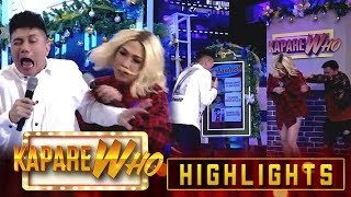 Vice, Jhong and Vhong get into 'physical hosting'   It's Showtime KapareWHO