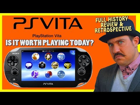 PS Vita - Is It Worth Playing Today? - History, Review and Retrospective - Top Hat Gaming Man