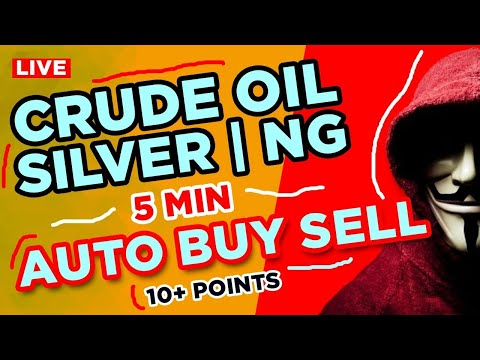 Live trading in Crude Oil   Silver Mini  Gold Mini  Market Analysis CPR Trading 18th February 2021