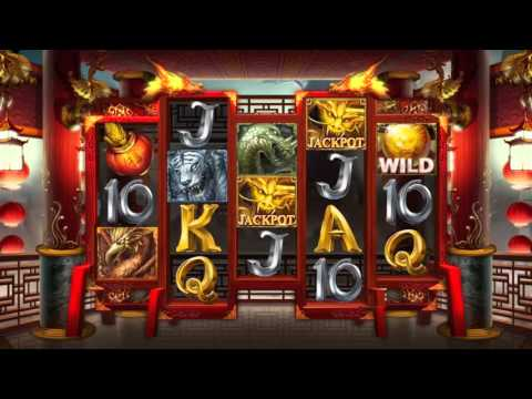 Full House Casino: Golden Dragon Slot Intro