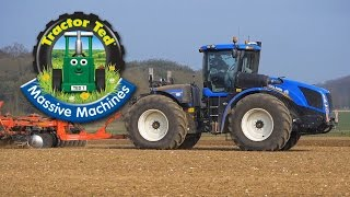 Trailer: Tractor Ted Massive Machines