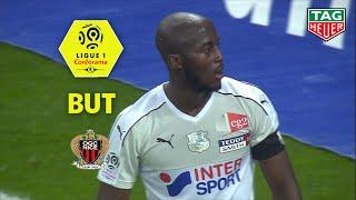 But Prince-Désir GOUANO (38' csc) / OGC Nice - Amiens SC (1-0)  (OGCN-ASC)/ 2018-19