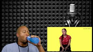c462f93a79b508 REACTION to Genius Lyric Breakdown of Bhad Bhabie song Gucci Flip flops ft.  Lil Yatchy