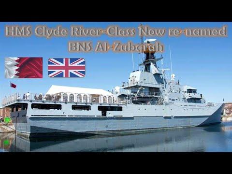 Bahrain acquires patrol vessel from British Navy