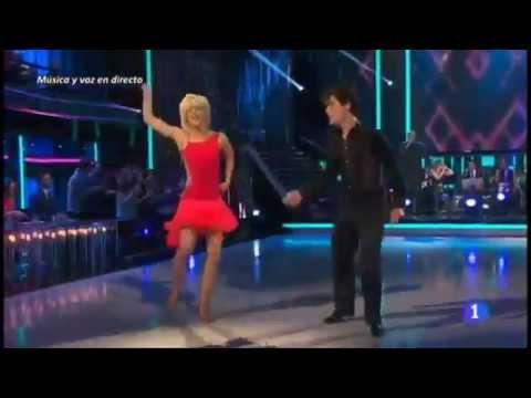 Mira Quien Baila. Miguel Abellán baila SALSA