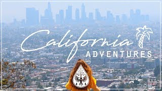 California Adventures 🌴🇺🇲 - An Indie Travel Video ✈️