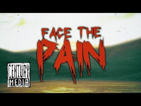 RED DEATH - Face The Pain (Lyric Video)