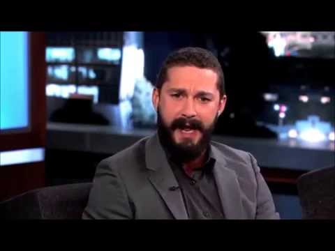 Jimmy Kimmel: Shia LaBeouf talk about His Arrest