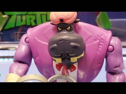 TMNT Playmates Toys Reveals at Toy Fair 2019 LIVE