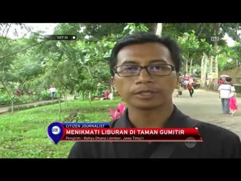 Cafe dan Rest Area Gumitir (taken form Net TV)