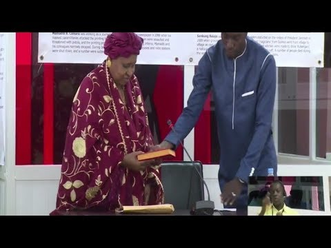 Download EX-VP-ISATOU NJIE SAIDY  FULL 3rd OCTOBER 2019