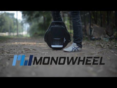 MONOWHEEL | จักรยานไฟฟ้าล้อเดียว