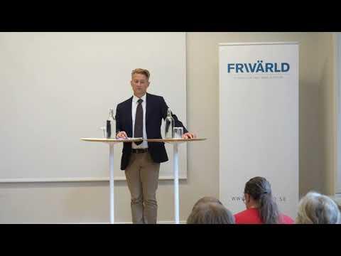 Richard Henriksson om 5G och riskbedömning
