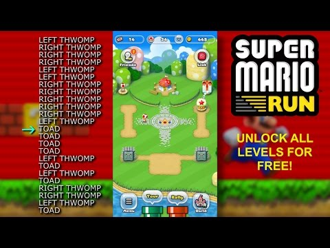 Super Mario Run Apk Download Latest Version Unlocked All Features