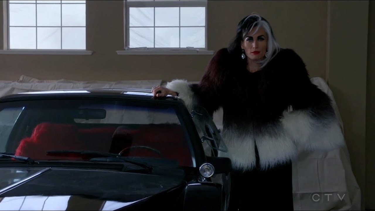 Cruella Car Once Upon A Time