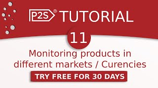 Price2Spy tutorial #11 - Working with multiple currencies