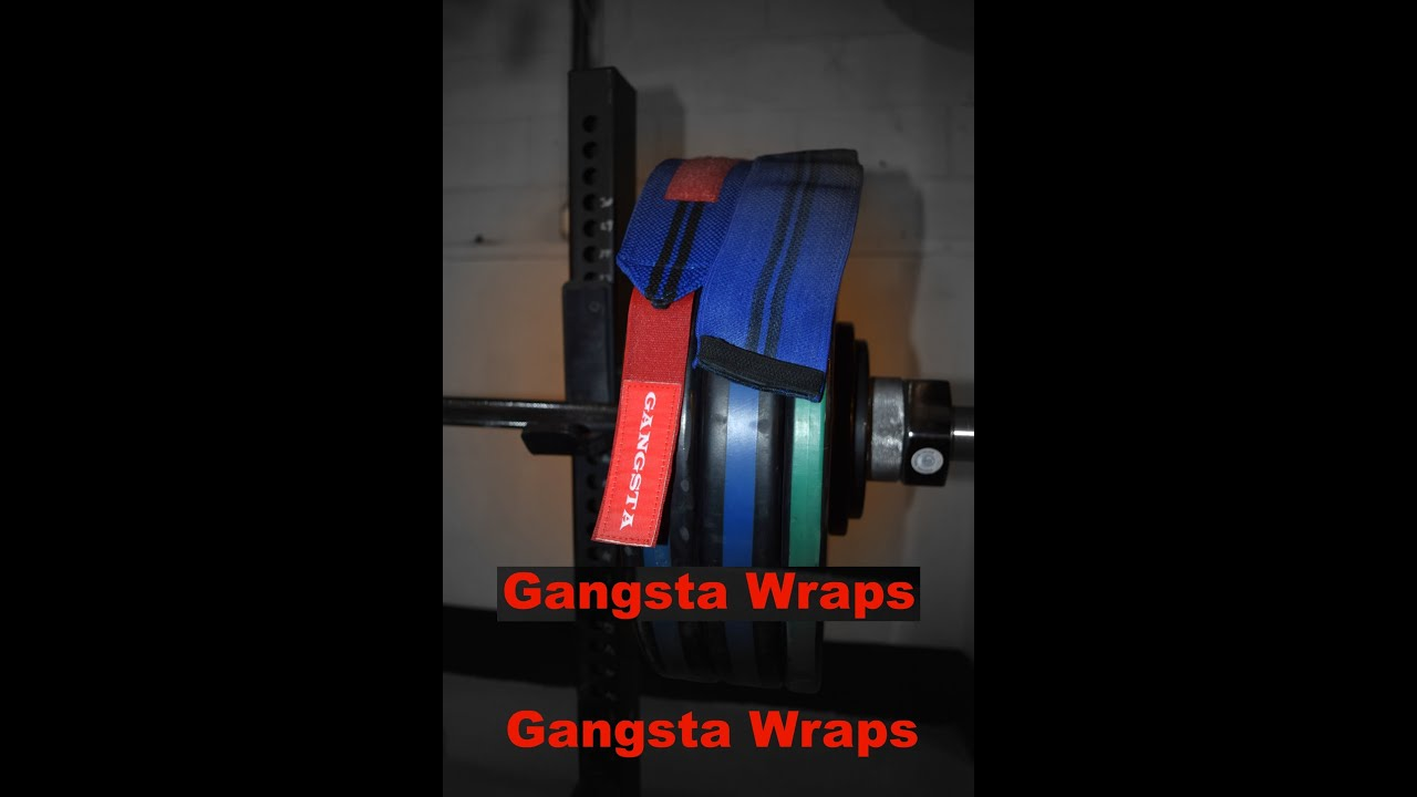 Mark Bell Gangsta Wraps--use in the IPF