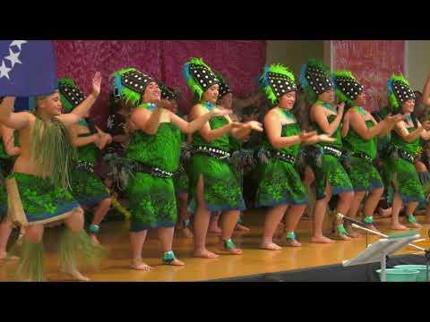 Cook Is Day 2017 PORIRUA Rarotonga - Tumutevarovaro  4K UPDATED