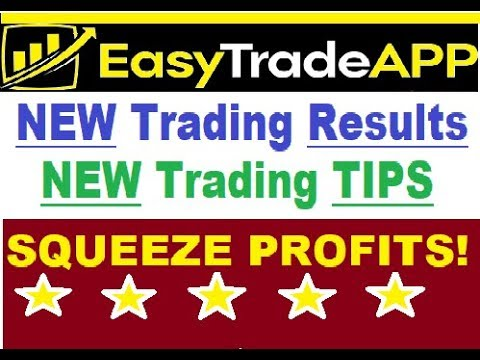 ™EasyTradeAPP (FRIDAY RESULTS✅)- Follow These Rules to Earn More💲💲💲?