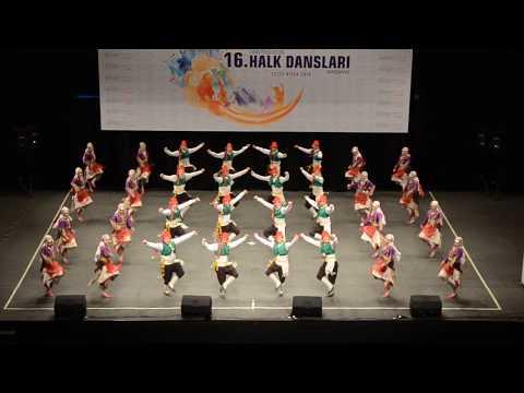 2017-2018 Üniversiteler Arası Halk Dansları Grup Elemesi - Mehmet Akif Ersoy Üniversitesi