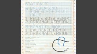 Drogen sind schlecht für die Haut (Amphetamin Remix by Pelle Buys)