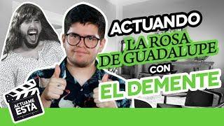 EL DEMENTE PIERDE LA VIRGINIDAD | ACTUAME ÉSTA: La Rosa de Guadalupe