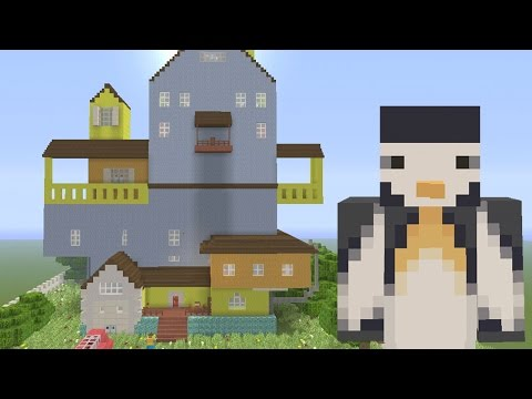 Minecraft Xbox - Murder Mystery - Hello Neighbor - I'M THE MURDERER!