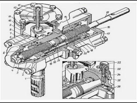 Трактор Т-25. Обзор!!! - YouTube