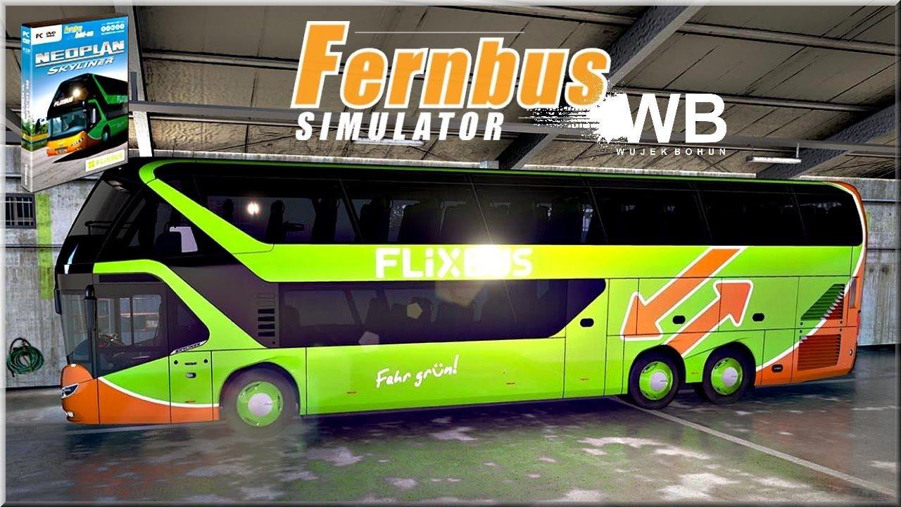 "Fernbus Coach Simulator – #4 ""Neoplan Skyliner"""