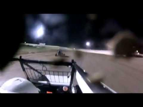 IMRA Midgets 34 Raceway Feature 9-5-15