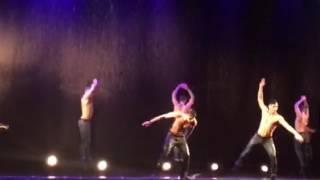 """Шоу балет """"Искушение""""...) шоу под дождем"""