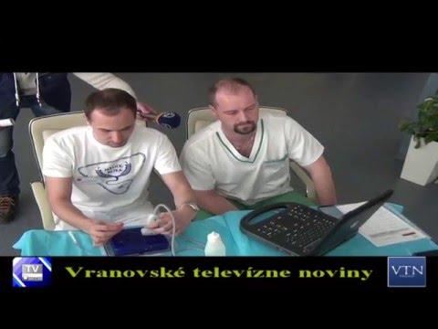 Študenti Medicíny Súťažili Vo Vranovskej Nemocnici O Titul Medik Roka 2016