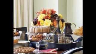Diy Buffet Table Decorations