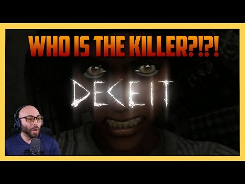 Who Is The Killer? DECEIT - A game of messing with YOUR HEAD.