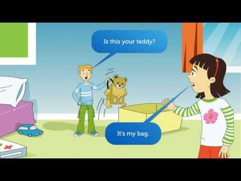 Tiếng Anh Trẻ Em Lớp 1. Phần 2: Thời gian để chơi