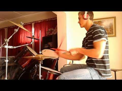 Uptown Funk_Mark Ronson ft. Bruno Mars - Drum cover by Armin Swartz