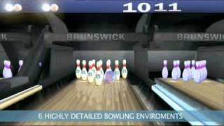 Brunswick Pro Bowling - Official Trailer E3 2010