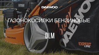 Газонокосилки бензиновые Daewoo Обзор [Daewoo Power Products Russia]