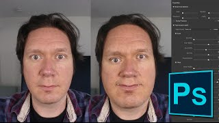 How to use Face-Aware Liquify in Photoshop for Portraits & Paintings 📸