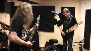 Jeff Loomis Band Rehearsal- Jato Unit