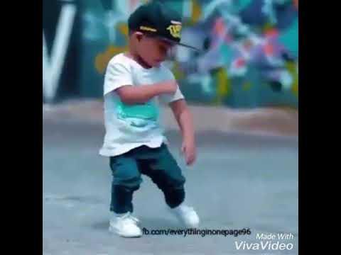 Best Baby Dance WhatsApp Status(Aish Karda Song)