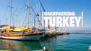 Backpacking Turkey - Adventures of Jake and Ness
