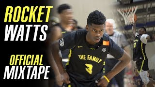 "Mark ""Rocket"" Watts OFFICIAL AAU Mixtape!! Hardest Player to Guard in High School!!"